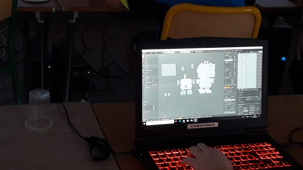 La 3D pour les écoles !